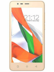 Zen Admire Swadesh Dual SIM 5 Inch Marshmallow (RAM : 1GB : ROM : 8GB) 4G Smartphone With Dual WhatsApp (Golden)