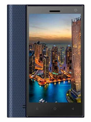 Ziox Astra NXT 4 inch Marshmallow (RAM : 512MB : ROM : 4GB) 3G Smartphone (Black Blue)
