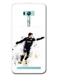 Snooky Designer Print Hard Back Case Cover For Asus Zenfone Selfie ZD551KL - Multicolour