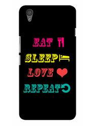 Snooky Designer Print Hard Back Case Cover For OnePlus X - Black