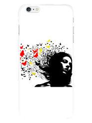 Snooky Designer Print Hard Back Case Cover For Apple iPhone 6S - Multicolour