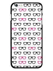 Snooky Designer Print Hard Back Case Cover For Apple iPhone 6S - White