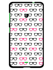 Snooky Designer Print Hard Back Case Cover For Microsoft Lumia 535 - White