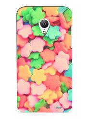 Snooky Digital Print Hard Back Case Cover For Meizu MX3 - Multicolour