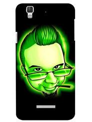 Snooky Digital Print Hard Back Case Cover For Coolpad Dazen F2 - Green