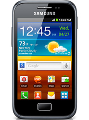 Samsung Galaxy Ace Plus S7500 - Dark Blue
