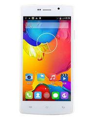 Adcom KitKat A54 Quad Core 3G Smartphone - White