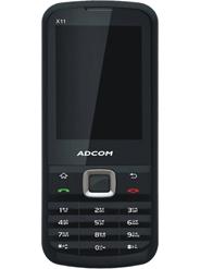 Adcom X11 - Black