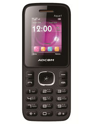 ADCOM 1 Dual Black & Orange