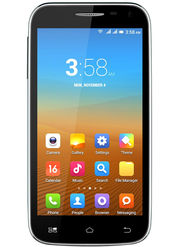 BQ S60 5 Inch Quad Core, 4GB ROM, 8MP Camera, 3G Smartphone- White + Black