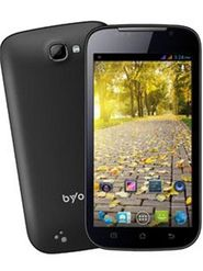 Byond B65 5-Inch Android Dual Sim Smartphone - Black
