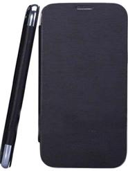 Camphor Flip Cover for Gionee E6 - Black