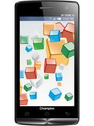 Champion My Phone 43 KitKat 3G Smartphone - Black
