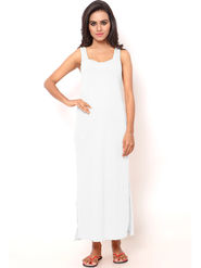 Admyrin Solid Cotton Nighty -and12