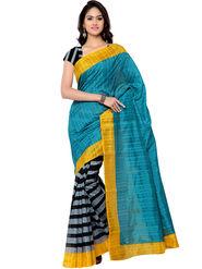 Florence Bhagalpuri Printed  Sarees -FL-11199