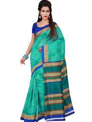 Florence Printed Bhagalpuri Silk Sarees FL-11698