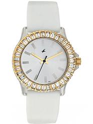 Fastrack Wrist Watch for Women - White_12407316
