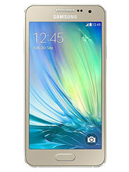 Samsung Galaxy A3 (Champagne Gold, 16GB)
