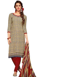 Khushali Fashion Crepe Printed Dress Material -Hnyfdzl35005