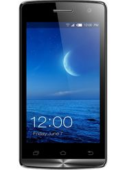 Hitech Amaze S430 Plus 4 Inch Android Kitkat Quad Core 3G Smartphone - Black