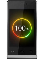 Intex Aqua V4 Smart Mobile Phone - Grey & Black