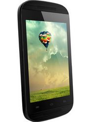 Intex Aqua X - 3.5 InchDisplay/ Android Kitkat/ 2MP Primary Camera -  Black