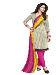 Khushali Fashion Chanderi Self Unstitched Dress Material -KTRL4009B