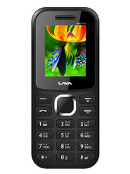 Lava ARC 111S Dual SIM Phone - Black
