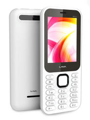 Lava ARC 12 Plus Dual Sim Phone - Black
