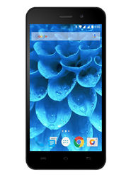LavaIRIS ATOM3 5 Inch Android v5.1Lollipop - Black
