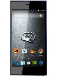 Micromax Canvas Xpress A99 with HOTKNOT - Blue