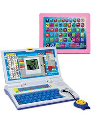 MyPad Talking Tablet + 20 Activity English Learning Laptop