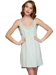 Clovia Blended Solid Nighty -NS0028S45