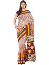 Branded Cotton Bhagalpuri Sarees -Pcsrsd29