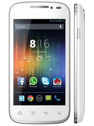XCCESS PULSE Android  Kitkat 3G Dual Core Processor Dual SIM Smartphone   - White