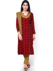 Florence Printed Cotton Dress Material -SB-3186