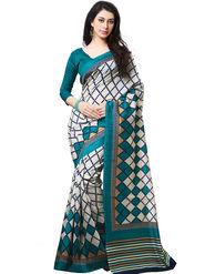Shonaya Printed Handloom Cotton Silk Saree -Snhls-2004-A