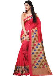 Shonaya Printed Handloom Cotton Silk Saree -Snhls-2006-B