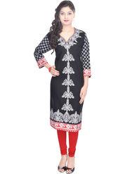 Shop Rajasthan Printed Cotton Straight Kurti -Sre2251