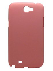 Snooky Back Cover for Samsung Galaxy Note2 N7100 - Pink