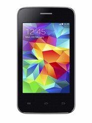 Spice Mi-347 Dual Sim Android Phone - Black