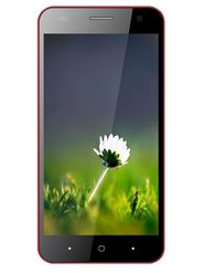 Swipe Konnect 5.1 Android Kitkat Quad Core processor with 1GB RAM & 8GB ROM - Red