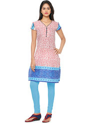 Thankar Printed Cotton Stitched Designer Kurti -Tdk136-At11