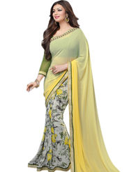 Thankar Embroidered Georgette Saree -Tds132-16637