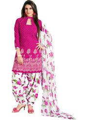 Khushali Fashion Cotton Printed Unstitched Dress Material -VRCC39043