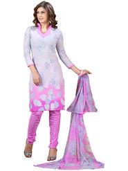 Khushali Fashion Crepe Printed Unstitched Dress Material -VRCLR21048