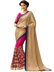 Nanda Silk Mills Designer Fancy Exclusive Saree_Vr-1404