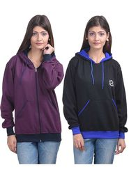 Pack of 2 Eprilla Plain  Sweatshirts  -eprl72