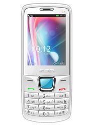 Zen X4i Dual SIM Mobile Phone- White