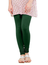 Oh Fish Solid Cotton Stretchable Leggings -zwe85